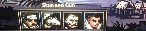 Stun and Gun