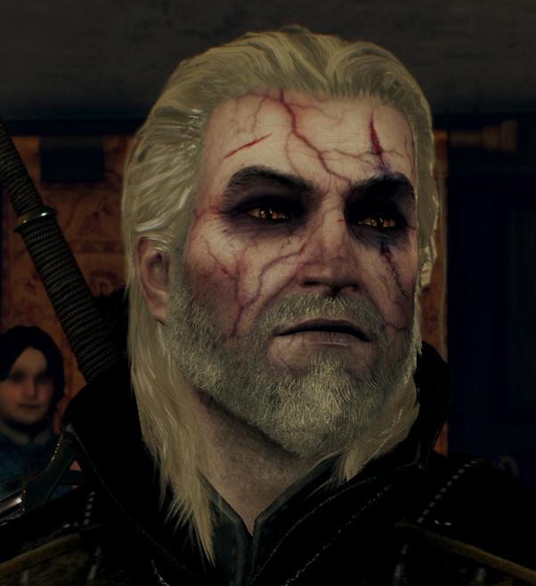 Toxic Geralt